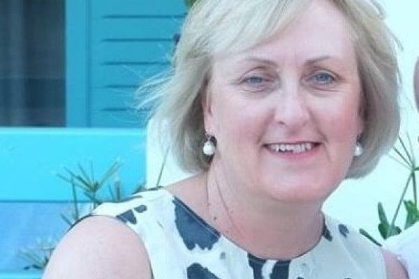 Sue, a woman who shared her story with Target Ovarian Cancer